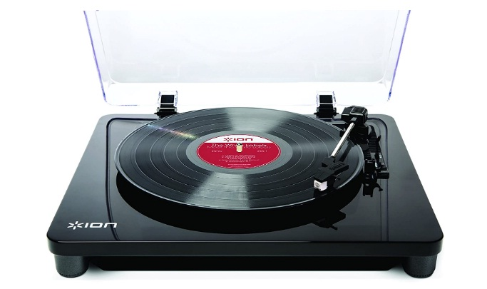 ION Audio Select LP 3-Speed Digital Conversion Turntable for Mac & PC